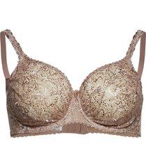 alara wire bra lingerie bras & tops full cup beige primadonna