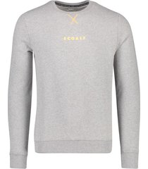 ecoalf sweater 'san diego ecoalf' grijs
