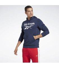 trui reebok sport identity big logo hoodie