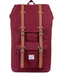 men's herschel supply co. 'little america' backpack - burgundy