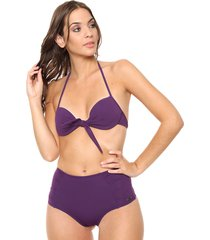 bikini violeta lecol caro