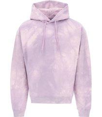 martine rose tie-dye hoodie