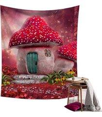 hada del bosque pared de colgante de la tapicería de bohemia hippie banda colcha decoración - # 2