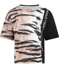 molo multicolor odessa t-shirt for girl