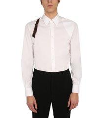 alexander mcqueen haness shirt