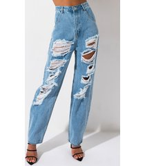 akira tragic kingdom distressed boyfriend jeans