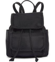 bp. micromini nylon backpack - black