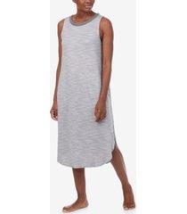 dkny knit sleeveless nightgown