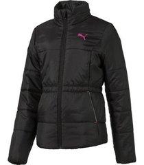 windjack puma ess padded jacket 838696-01