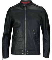 skinnjacka l-quad jacket