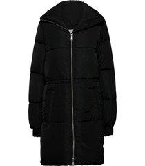 dylan jacket fodrad jacka svart modström