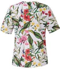 shirt van emilia lay wit