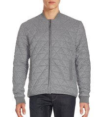 sotelo long sleeve quilted jacket