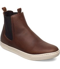 jorden chs w shoes chelsea boots brun björn borg