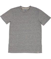 camiseta de descanso manga corta cuello redondo para hombre 02814