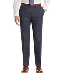 joe joseph abboud indigo stripe seersucker suit separates pants