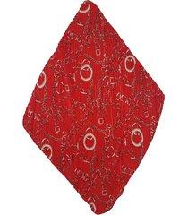 pañuelo rojo nuevas historias