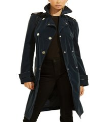 guess susan trench coat