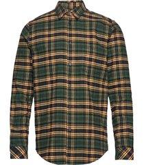 liam na shirt 11209 overhemd casual groen samsøe samsøe