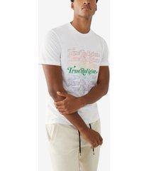 men's waterfall logo t-shirt