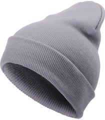 cappello da baseball caldo lavorato a maglia con cappuccio morbido lavorato a mano