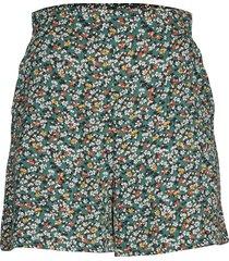 shorts jill aop shorts flowy shorts/casual shorts multi/mönstrad lindex
