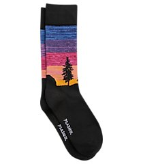 jos. a. bank forrest sunset mid-calf socks, one-pair clearance
