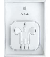 audifono manos libres apple earpods iphone 6 plus