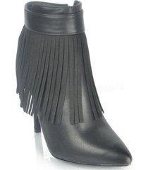 botin astrid negro we love shoes