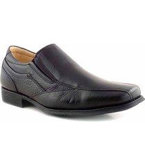 zapato negro briganti anatomic clásico  hccz01091