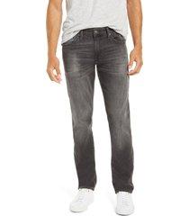 men's mavi jeans marcus slim straight leg jeans