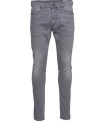 d-luster l.30 trousers slim jeans grijs diesel men
