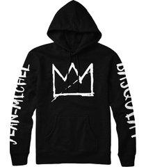 jean michel basquiat samo warhol hip hop p2 pullover hoodie
