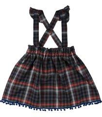 mariuccia overall skirts