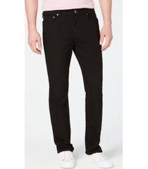 alfani men's simon twill pants, created for macy's