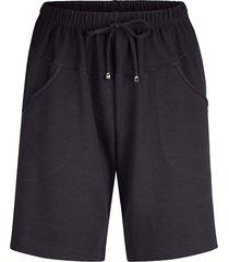 shorts maritim svart