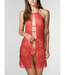 pyjama's / nachthemden luna rode prestige babydoll elysian splendida
