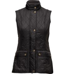 barbour wray gilet vest zwart barbour