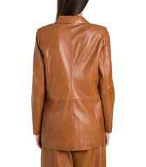 arma carline leather jacket