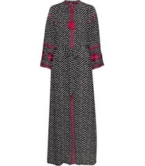 day crocus maxi dress galajurk multi/patroon day birger et mikkelsen