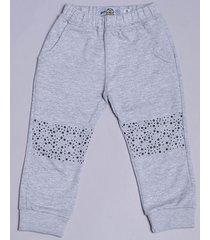pantalón gris pecosos antideslizante