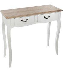 biurko rococo z szufladami