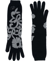 blumarine gloves