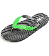 sandalias antideslizantes para hombre - verde