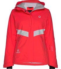 kelo w jacket outerwear sport jackets röd halti