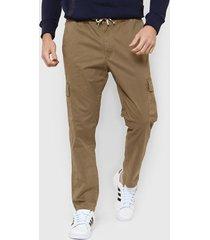 pantalón marrón bensimon