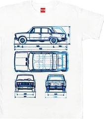 koszulka fiat 125 p tshirt