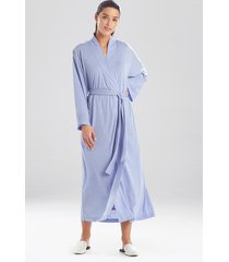 congo long sleep & lounge bath wrap robe, women's, size s, n natori