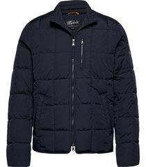 blain lt down jacket gevoerd jack blauw morris