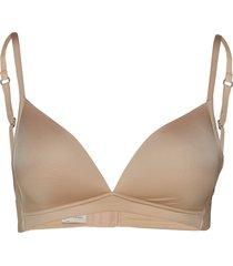 bras wireless lingerie bras & tops bra without wire beige esprit bodywear women